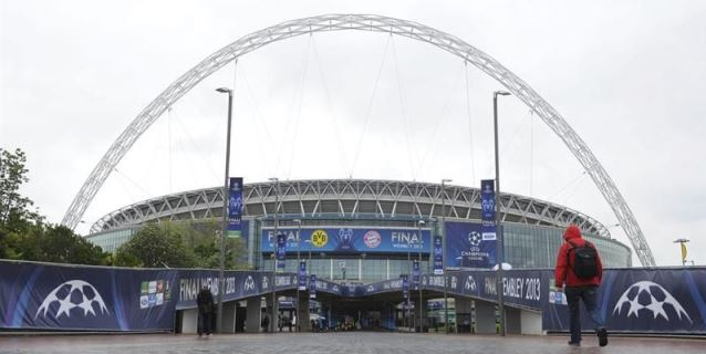 La FA recibe una oferta de 920 millones de euros por el estadio de Wembley