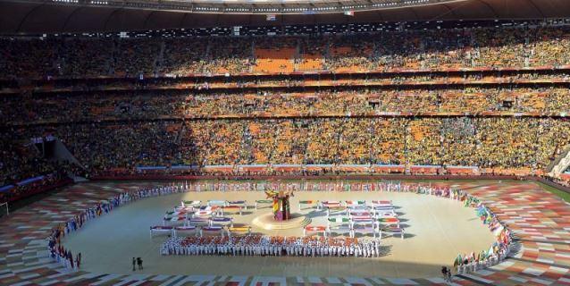 La ceremonia de inauguración del Mundial será más corta que en Brasil y Sudáfrica