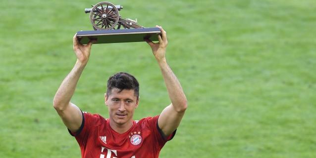 Lewandowski quiere dedicarse a formar futbolistas tras retirarse
