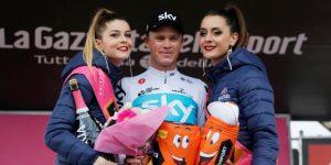 Chris Froome renace en el Giro con una victoria en el Zoncolan