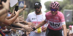 Froome gana el Giro y se une al club de campeones de las tres vueltas