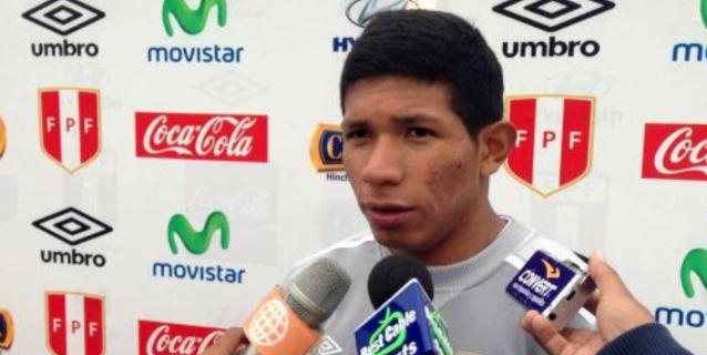 Edison Flores asegura tener la fórmula para ganar a Dinamarca en el Mundial