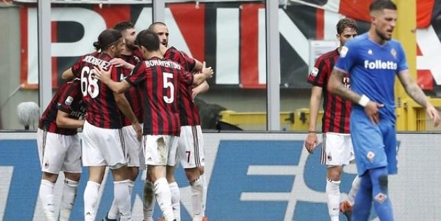 Inter logra plaza para la Champions y Milan avanza a la Liga Europa