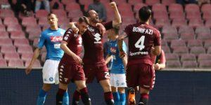 La Juve, campeona virtual de la Serie A tras el empate del Napoli