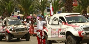 El rally Dakar se replantea el futuro
