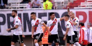 River vence a Estudiantes y entra en la zona de Copa Sudamericana