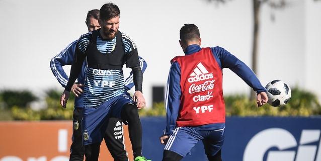 Sampaoli plantea la selección argentina para el amistoso con Haití