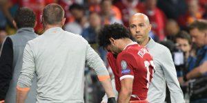 Klopp cree que lesión de Salah es grave y Egipto confía