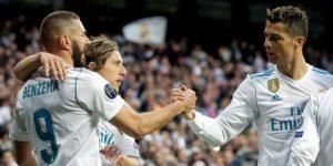 2-2. La resurrección de Benzema impulsa al campeón a Kiev