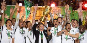 El Frankfurt da la gran sorpresa ante el Bayern y se lleva la Copa
