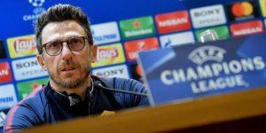"""Di Francesco: """"Haría un 'copia y pega' del partido contra el Barcelona"""""""