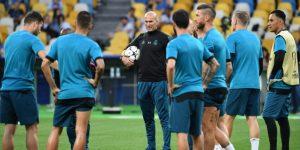 """Zidane, ante otra final: """"Este momento no lo viviremos más"""""""