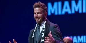 """Beckham prepara """"cafecito cubano"""" en Miami y causa revuelo en redes"""