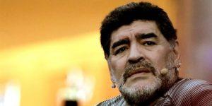Maradona acompaña a Maduro en cierre de campaña en Venezuela