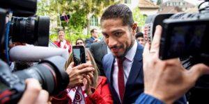 Guerrero sigue optimista tras más de diez horas de audiencia en el TAS