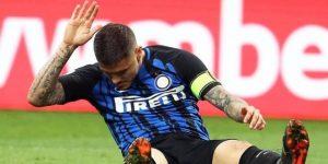 Inter pierde 2-1 ante el Sassuolo y se aleja de la Champions