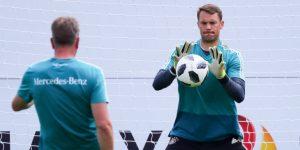Neuer regresa al arco y jugará el sábado un amistoso ante Austria