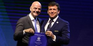 Alejandro Domínguez es reelegido como presidente de la Conmebol