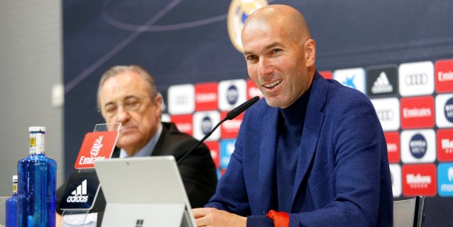 """Zidane abandona el Real Madrid: """"Es necesario para seguir ganando"""""""