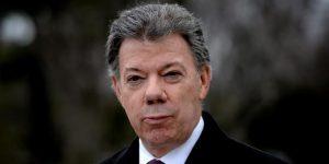Santos confía en que Colombia llegue muy lejos en el Mundial de Rusia