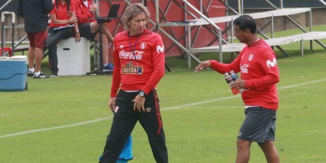 Ricardo Gareca envía lista provisional de jugadores para el Mundial