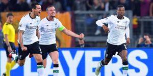 4-2. El Liverpool alcanza la final de Kiev pese a asustarse en Roma