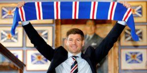Steven Gerrard asume la dirección técnica del Glasgow Rangers