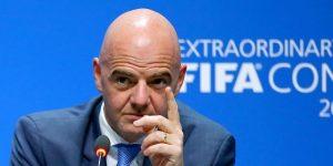 FIFA descarta indultar al peruano Guerrero de cara al Mundial