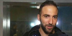 Higuaín se incorpora al seleccionado argentino con miras a Rusia