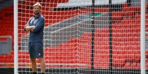 """Klopp quiere un Liverpool valiente: """"Con deseo, actitud y trabajo"""""""