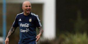 Sampaoli anuncia lista preliminar con Armani, Icardi y Dybala