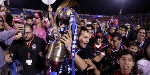 Cerro Porteño gana el superclásico y corta el invicto de Olimpia