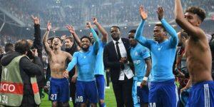 El Marsella, rival del Atlético de Madrid en la final de Lyon