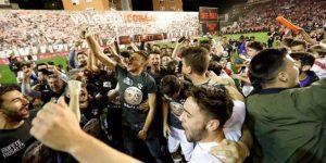 Rayo Vallecano logra el ascenso y regresa a la Liga española