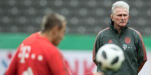 La final de Copa alemana, un partido con sabor a despedida