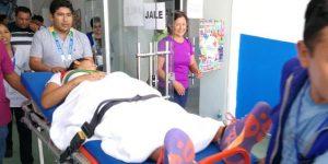 Dos tenistas hospitalizadas por deshidratación en Juegos Odesur