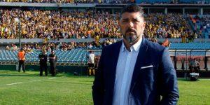 Leonardo Ramos deja de ser el técnico de Peñarol de Montevideo
