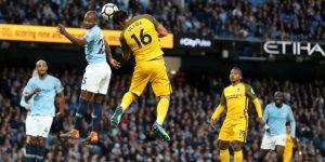 Manchester City vence a Brighton y bate récord de goles y de puntos