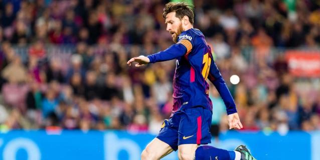 El Barcelona dispara su ventaja sobre el Real Madrid a 18 puntos