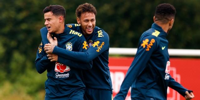 Brasil cierra su equipo mundialista con Marcelo y Casemiro