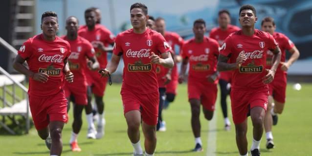Selección peruana arrancó la preparación para Rusia 2018