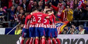 1-0. Diego Costa impulsa al Atlético a una nueva final
