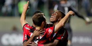 """Flamengo termina en lo más alto la séptima fecha del """"Brasileirao"""""""