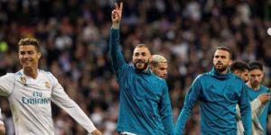 Benzema, cuarto goleador en semifinales en la historia del Real Madrid