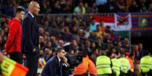 """Zidane: """"Con el VAR veremos cómo acaba un partido así"""""""