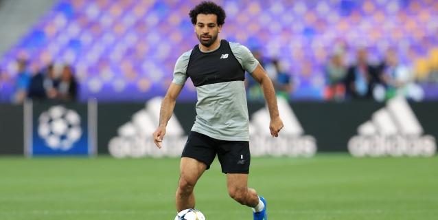 Salah interrumpe su Ramadán por la final de la Champions