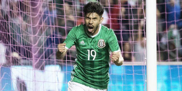 Peralta anuncia retiro de selección mexicana tras el Mundial de Rusia