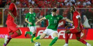 Panamá e Irlanda empatan sin goles rumbo al Mundial Rusia 2018
