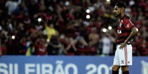 Flamengo, con Paolo Guerrero, gana y es líder del torneo brasileño