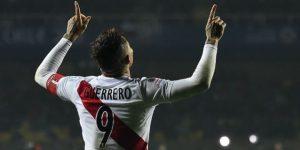 El peruano Paolo Guerrero podrá jugar el Mundial de Rusia